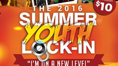 2016 Summer Youth Lock-In