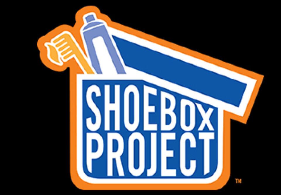 SHOEBOX PROJECT - SERVICE OPPORTUNITY