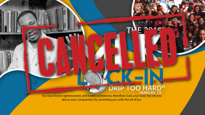 THE 2019 MLK TEEN LOCK-IN (CANCELLED)
