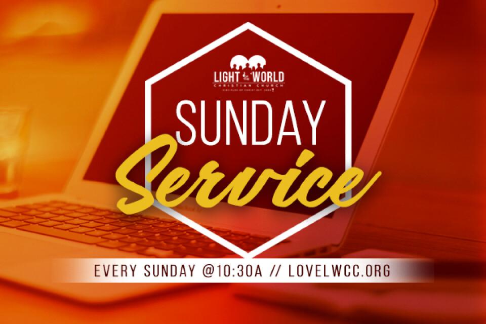 Morning Worship Service