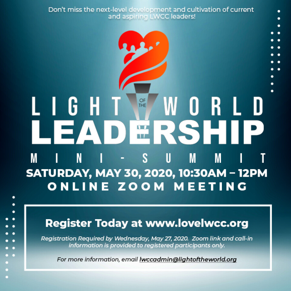 LWCC Virtual Leadership Mini-Summit