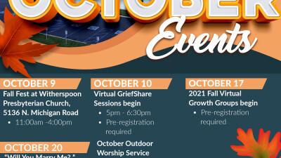October Events
